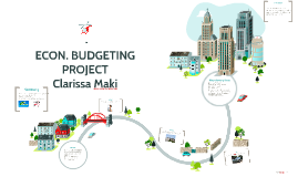 ECON. BUDGETING PROJECT