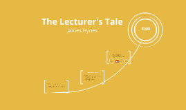 Textual analysis of The Lecturer's Tale