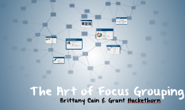 The Art of Focus Grouping