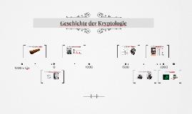 Geschichte der Kryptologie