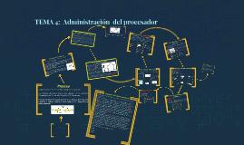 Administración del procesador