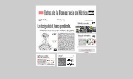 Copy of Retos de la Democracia en México.