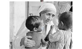 Mother Teresa Activist PRO