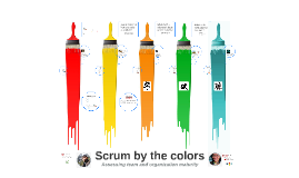 Scrum by the colors