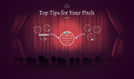 Top Tips for Your Pitch