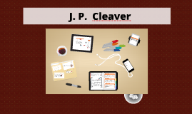 Copy of J. P.  Cleaver