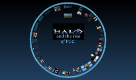 Halo and the rise of PGC