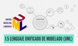 1.5 Lenguaje Unificado de Modelado (UML)