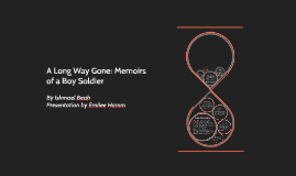 A Long Way Gone: Memoirs of a Boy Solidier