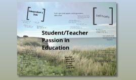 Student/Teacher Relationships through Edmundson and Hooks