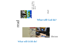 What will God do?