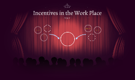 Incentives in the Work Place