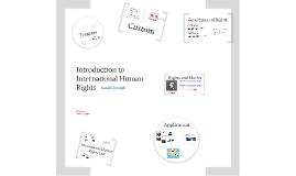 Intro to HR - 2018