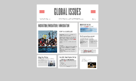 Copy of GLOBAL ISSUES