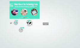 Climb Aboard the Technology Train Next Stop: 3D Printing, Virtual Reality, and Creating eBooks