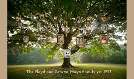 Floyd and Geneva Mayo