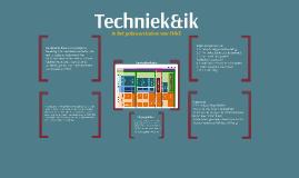 Techniek&ik curriculumkader