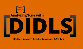 Analyzing Tone with DIDLS (copy/revised)