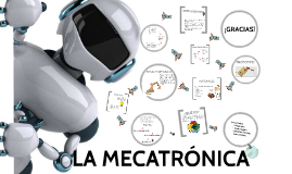 LA MECATRÓNICA
