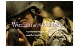Unequal rights for women in the military