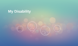 My Disability
