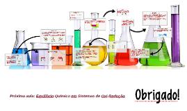 Aula 04 - Analítica II Farmácia Fameta