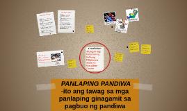Copy of Mga Panlaping Makadiwa