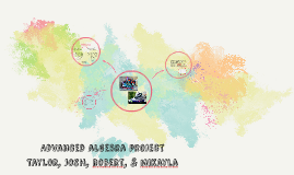 Copy of Advanced algebra project