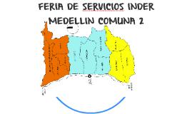 FERIA DE SERVICIOS COMUNA 2