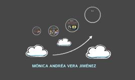 MÓNICA ANDRÉA VERA JIMÉNEZ