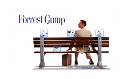 Forrest Gump and the 1960s and 70s
