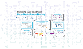 Mapping War