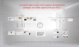 PCE - Soutenance finale mardi 11 juin 2013