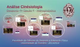 Análise Cinésiologia