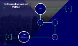 Continuous Improvement Method