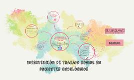 Intervención de trabajo social en pacientes oncológicos