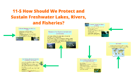 Copy of 11-5 How Should We Protect and Sustain Freshwater Lakes, Riv