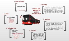 Infografia TransMilenio