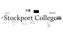 Stockport College Schools Presentation