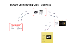 ENG3U Culminating Unit:  Madness