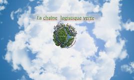 La chaîne logistique verte