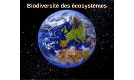 Biodiversité, parenté et dynamique d'évolution