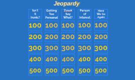 Book Thief Jeopardy