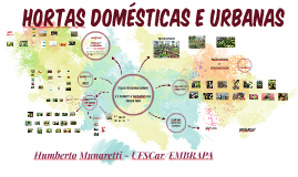 Agroecologia e Hortas Urbanas