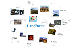 Landforms of My Third Grade Class