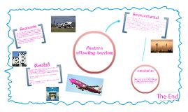 Factors Affecting Tourism