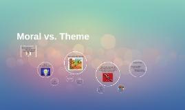 Copy of Moral vs. Theme