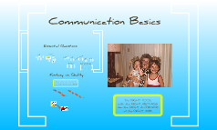 Communication Basics (rev)