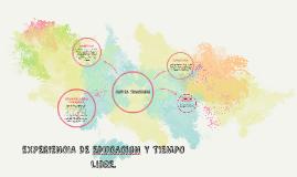 Copy of EXPERIENCIA DE EDUCACION Y TIEMPO LIBRE.