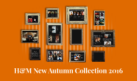 H&M New Autumn Collection 2016